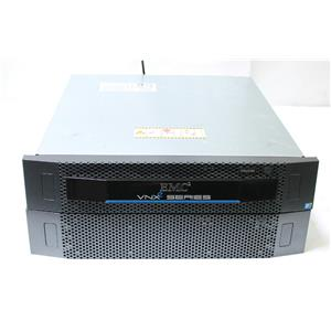 EMC VNXe3100 Controller w V2-DAE-12 Expansion iSCSI SAN Storage Array NO HDDS