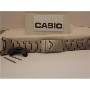 Casio Watch Band PRG-240 T Bracelet Titanium w/ End Caps and Spring Bars