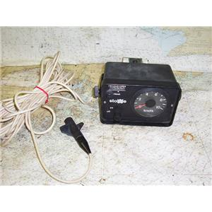 Boaters' Resale Shop of TX 1703 2454.07 STOWE KNOTMETER & DISTANCE LOG ASSEMBLY