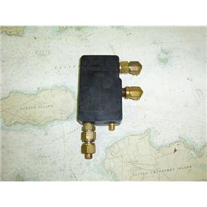 Boaters' Resale Shop of TX 1701 1522.11 SEAFROST MODEL 134 COLD PLATE VALVE