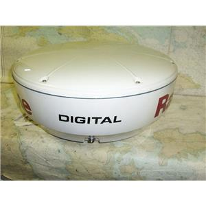 "Boaters' Resale Shop of TX 1705 0255.01 RAYMARINE RD418D DIGITAL 4KW 18"" RADOME"
