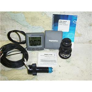 Boaters' Resale Shop of TX 1705 0272.01 RAYMARINE ST60+ SPEED SYSTEM COMPONENTS