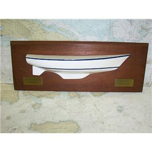 Boaters' Resale Shop of TX 1704 2442.05 PEARSON 365 HALF HULL MODEL (1976 MODEL)