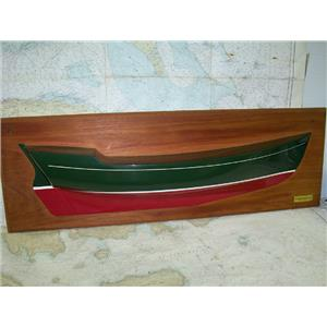 Boaters' Resale Shop of TX 1704 2442.04 FREEDOM 40 HALF HULL MODEL BY A.D. SILVA