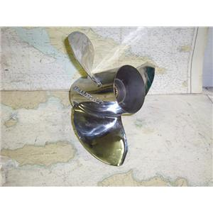 Boaters' Resale Shop of TX 1704 1727.01 BALLISTIC 345932 PROP 3 BLADE 14.75RH17
