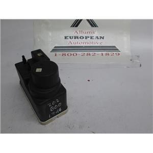 Mercedes central locking door vacuum pump 2028001748