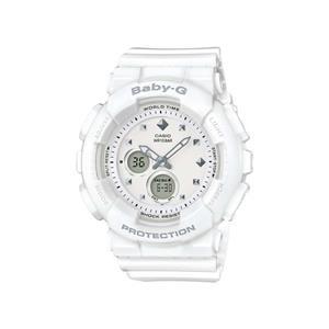 Casio BA-125-7ACR White Baby G-Shock Watch. New in Box w/ Instructions&Warranty