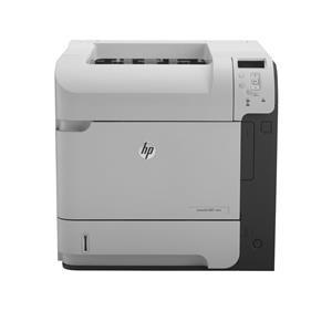 HP LASERJET ENTERPRISE 600 M601N PRINTER WARRANTY REFURBISHED CE989A WITH TONER