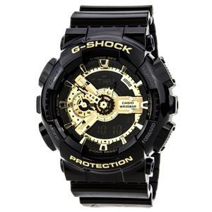 Casio Watch GA110GB-1A, GA-110. Original G-Shock New in Box w/Warr./Instructions