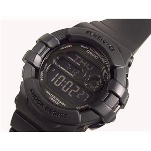 Casio Watch BGD140 -1,BGD-140 All Black Baby G.New Boxed w/ Warranty/Instruction