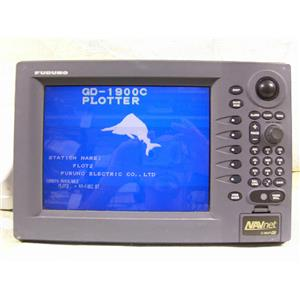 Boaters' Resale Shop of TX 1705 0752.81 FURUNO GD-1900C COLOR NAVNET DISPLAY