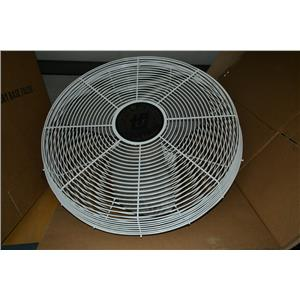TPI IHP-24H-WD 24 in. Wash Down Fan Head, Non-Oscillating, 1/3 HP, 115/240V, 1Ph