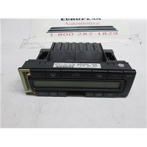 Mercedes W208 CLK320 CLK430 A/C climate controller 1408302685
