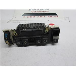 Mercedes W126 climate control unit controller 1268301285