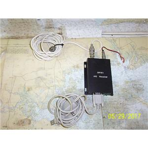 Boaters' Resale Shop of TX 1704 1042.01 SMART RADIO SR161 AIS RECEIVER & CABLES