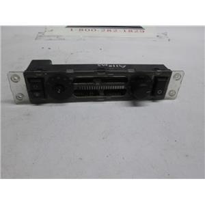 Porsche 944 968 climate controller A/C heater HVAC 94465302104
