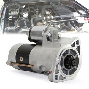 2.2kW Starter Motor For Mitsubishi Pajero NJ NK NL NM NP NT 4M40 2.8L Diesel