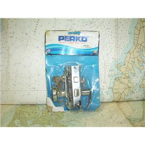 Boaters' Resale Shop of TX 1705 1154.04 PERKO 0927DP0CHR CHROME PLATED DOOR LOCK