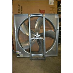 "Dayton 1AHA5 48""-Dia. Exhaust Fan, Medium Duty Belt Drive Less Drive Package"