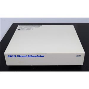 Nicolet Biomedical Model 2015 Visual Stimulator 100-120V Pattern Stimulator Unit
