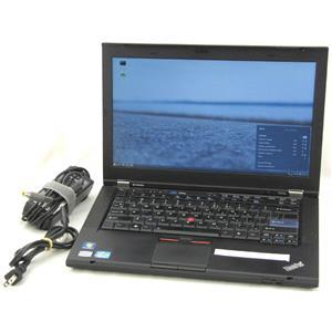 "Lenovo Thinkpad T420s 14"" Core i5 2.50GHz 4GB 500GB Linux Laptop Adapter WiFi"