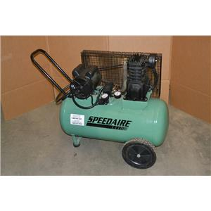 Speedaire 2.0 HP, 115/230VAC, 20 gal. Air Compressor, 135 psi, 115/230V, 1NNF6