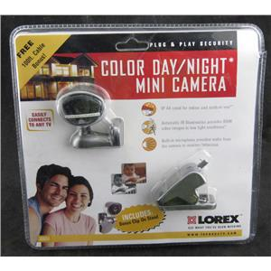 Lorex SG6153 Weather-Resistant Color Mini Camera with Night Vision