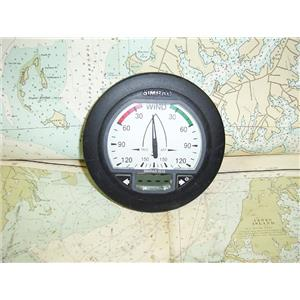 Boaters' Resale Shop of TX 1706 0254.14 SIMRAD IS15R WIND DISPLAY W/ TRIM ONLY