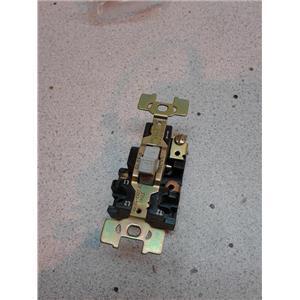Square D 2510-F0 Manual Motor Starter