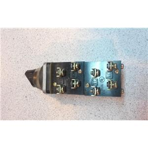 Square D 2510-K0 Motor Starting Switch, Open Type
