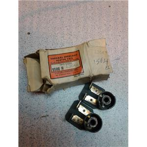 Cutler-Hammer 9586H1364B Thermal Overload Heater Coil (Box of 2)