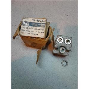 Square D SK-4074-A AL-CU Lug