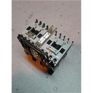 Allen-Brady 100-A 9ND3 Contactor, 3 Poles, 9A, 110/120V AC Coil, Series B