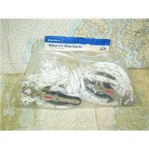 Boaters' Resale Shop of TX 1706 0552.01 WEST MARINE 553875 4 TO 1 BOOM VANG SET