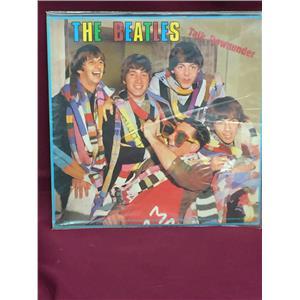 The Beatles Talk DownUnder Album 1981 Release of 1964 Australian Tour Interviews