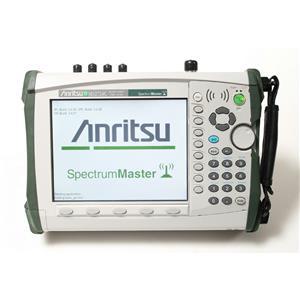 Anritsu Spectrum Master MS2724C Portable Spectrum Analyzer 9kHz to 20GHz