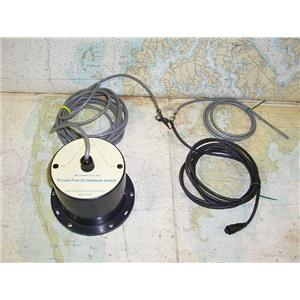 Boaters Resale Shop of TX 1704 1725.02 FURUNO FLUX-20 COMPASS SENSOR & CABLES