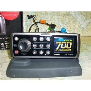 Boaters' Resale Shop of TX 1705 0524.01 FUSION MS-AV700i MARINE STEREO WITH DVD