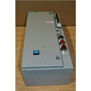 Siemens 18DUD92BA NEMA Size 1 Combination Motor Starter