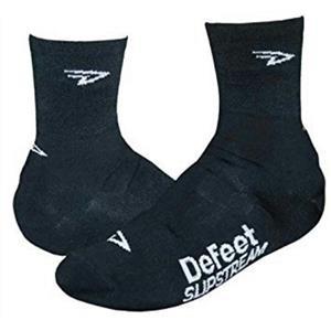 DeFeet Slipstream Shoe Cover: Black - Small/Medium