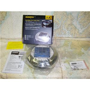 """Boaters' Resale Shop of TX 1706 2254.04 MARINCO N20703S DAY/NIGHT 3"""" SOLAR VENT"""