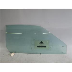 Audi Cabriolet right front door glass window 94-98