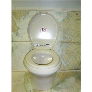 Boaters Resale Shop of TX 1706 1155.45 SEALAND VACUFLUSH 4800 SERIES TOILET