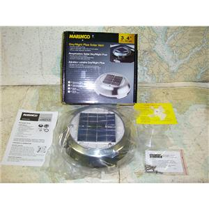 """Boaters' Resale Shop of TX 1706 2254.02 MARINCO N20703S DAY/NIGHT 3"""" SOLAR VENT"""