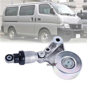 Belt Tensioner Bearing Pulley For Nissan Caravan Urvan E25 ZD30 ZD30DD 2002-12