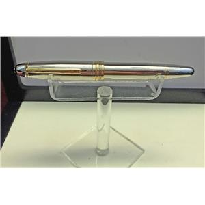 Mont Blanc Solid Platinum Masterpiece146 Fountain Pen