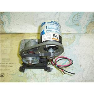Boaters' Resale Shop of TX 1706 2441.02 JABSCO 36950-2000 BELT DRIVEN WATER PUMP