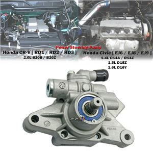 Power Steering Pump For Honda CR-V CRV RD1 RD2 RD3 2.0L B20B B20Z 1997-01