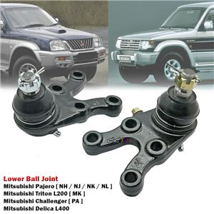 Lower Ball Joint Kit For Mitsubishi Pajero NH NJ NK NL V24 V34 V44 V46 1991-99