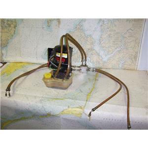 Boaters' Resale Shop of TX 1706 2277.21 PARKER 637434-B HYDRAULIC TRIM TAB PUMP